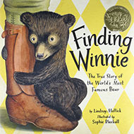 Finding Winnie The True Story of the World's Most Famous Bear