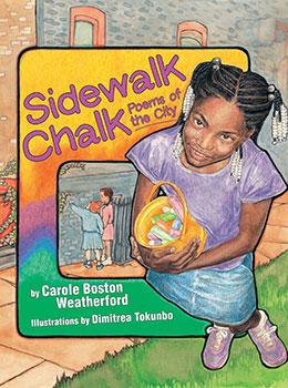 Sidewalk Chalk Poems of the City