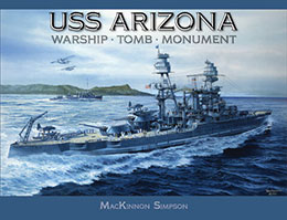 USS Arizona Warship Tomb Monument