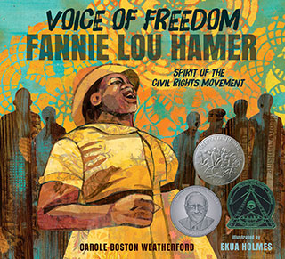 Voice of Freedom Fannie Lou Hamer
