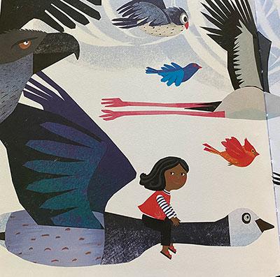 illustration from Birds