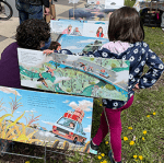 Picture Book Parade families reading
